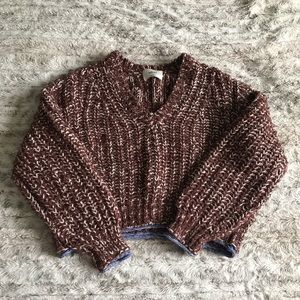 Wilfred Chenille Sweater